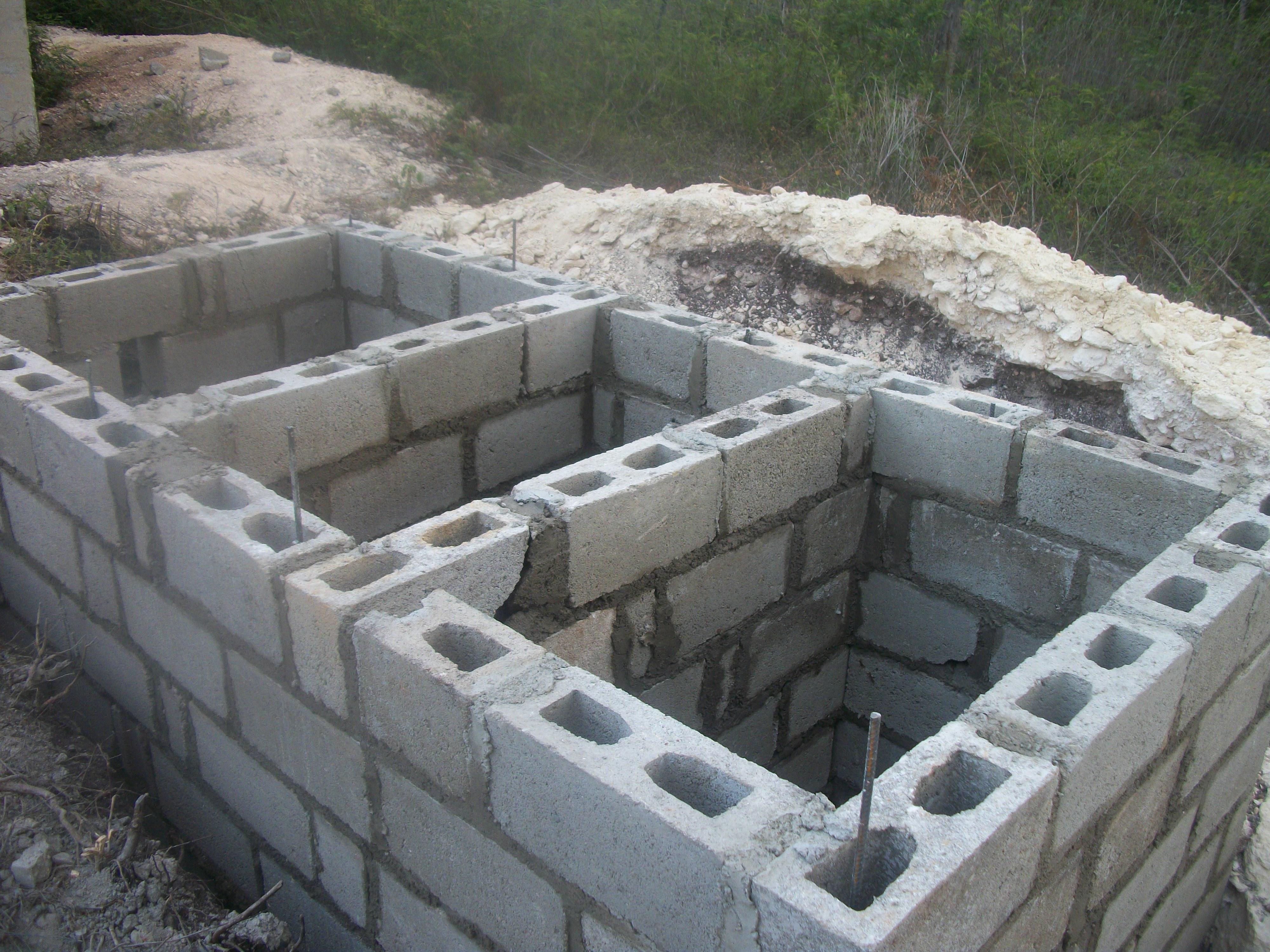 Abril 2011 incal capacitaci n - Construir fosa septica ...